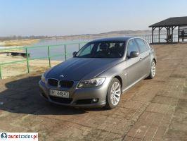 BMW 330  3.0d  325 e90lci  Navi Skóra 2009r. - zobacz ofertę
