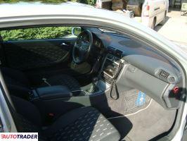 Mercedes C-klasa 2002 1.8 140 KM