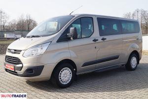 Ford Transit Custom - zobacz ofertę