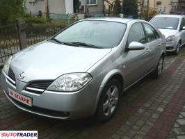Nissan Primera 2005 1.9 120 KM
