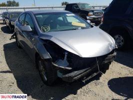 Hyundai Elantra 2015 1