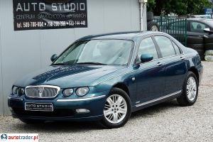 Rover 75 2.0 2003r. - zobacz ofertę