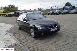 BMW 520 2006 2.0 163 KM