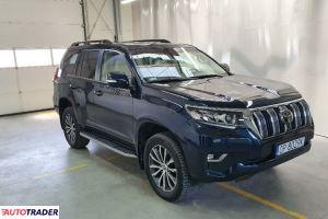 Toyota Land Cruiser 2018 2.8 177 KM