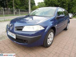 Renault Megane 1.5dCi ALIZE SALON 1 WŁ. F. VAT 2008r. - zobacz ofertę