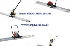 ENAR Listwa do betonu Listwy wibracyjne Enar - Fargo - zobacz ofertę