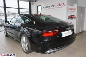 Audi A7 2017 2.0 252 KM