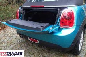 Mini Cabrio 2016 1.5 116 KM
