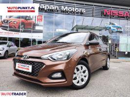 Hyundai i20 2019 1.2 75 KM