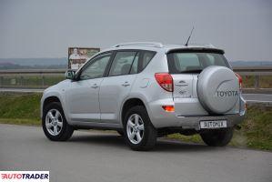 Toyota RAV 4 2007 2.0 152 KM
