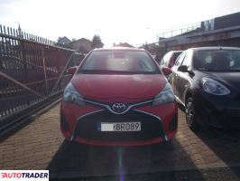 Toyota Yaris 2016 1 69 KM