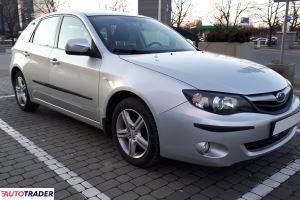 Subaru Impreza 2011 1.5 107 KM