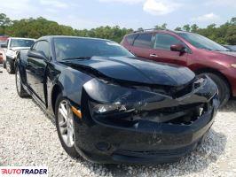 Chevrolet Camaro 2015 3