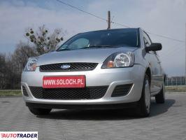 Ford Fiesta 2008 1.4 68 KM