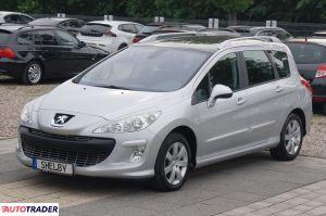 Peugeot 308 2009 1.6 150 KM