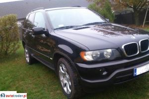 BMW X5 2003 3 184 KM