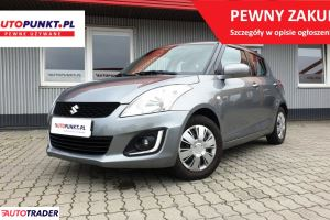 Suzuki Swift 2016 1.2 94 KM