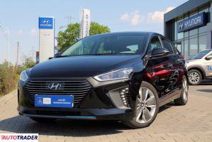 Hyundai IONIQ Hybrid - zobacz ofertę