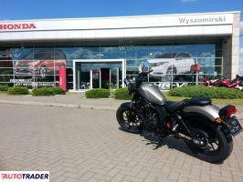 Honda CMX 2018