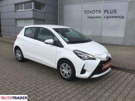 Toyota Yaris 2017 1.5 75 KM