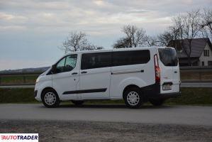 Ford Tourneo Custom 2017 2.0 131 KM