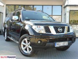 Nissan Navara 2007 2.5 171 KM
