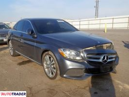 Mercedes 300 2015 2