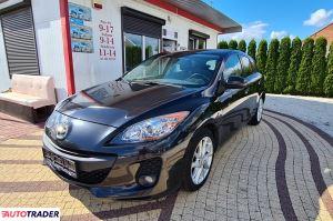 Mazda 3 2012 1.6 116 KM