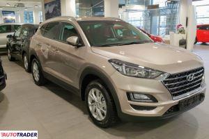 Hyundai Tucson 2018 1.6 132 KM