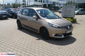 Renault Scenic 2013 1.2 115 KM