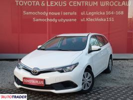 Toyota Auris - zobacz ofertę