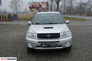 Toyota RAV 4 2001 2.0 116 KM
