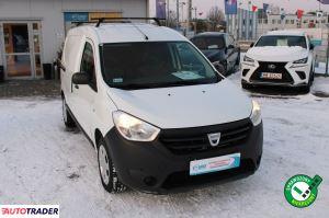 Dacia Dokker Van - zobacz ofertę