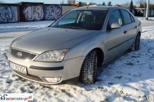 Ford Mondeo 2.0 2004r. - zobacz ofertę