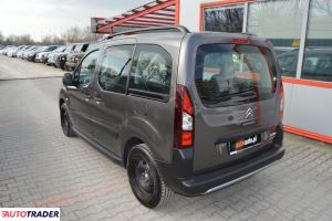 Citroen Berlingo 2018 1.6 110 KM
