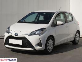 Toyota Yaris 2018 1.0 71 KM