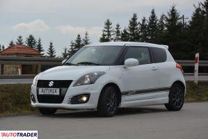 Suzuki Swift 2012 1.6 136 KM