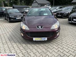 Peugeot 407 2008 1.6 109 KM