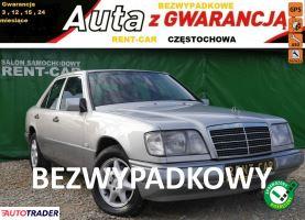 Mercedes E-klasa - zobacz ofertę