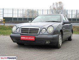 Mercedes E-klasa W210 (1995-2002) 2.9 TD 129KM Automat Elegance +Z 1997r. - zobacz ofertę