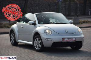 Volkswagen New Beetle 2003 1.4 75 KM