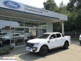 Ford Ranger - zobacz ofertę