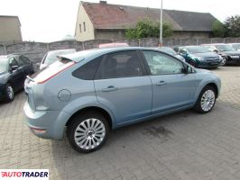 Ford Focus 2008 1.6 101 KM