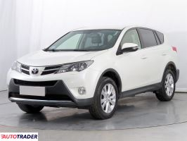 Toyota RAV 4 2013 2.2 147 KM