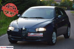 Alfa Romeo 147 2003 1.6 105 KM