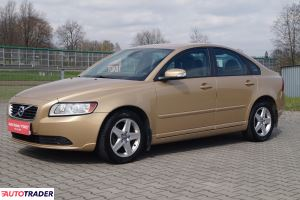 Volvo S40 2007 1.8 125 KM