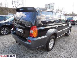 Hyundai Terracan 2004 2.9 163 KM