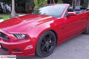 Ford Mustang 2013 5.0 422 KM