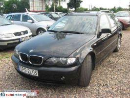 BMW 320 2.0 2004r. - zobacz ofertę