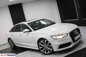 Audi A6 2014 2.0 211 KM